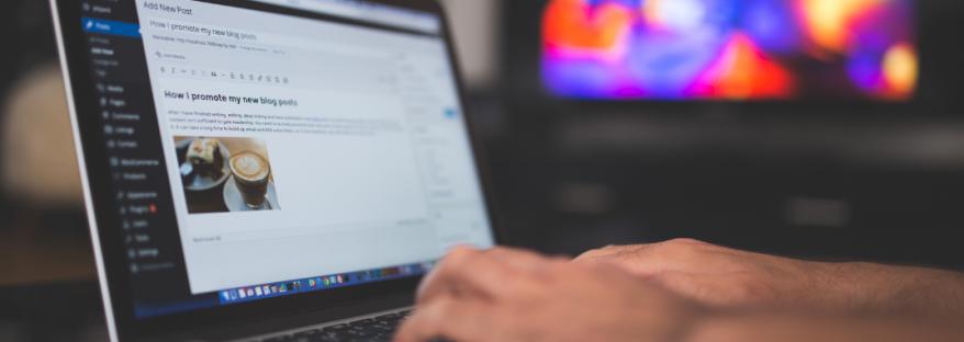 Creating Blog Post